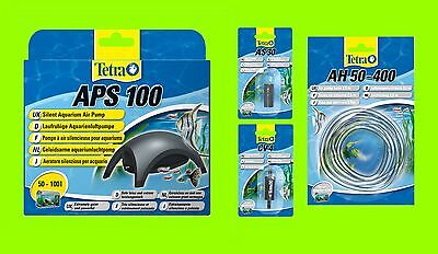 Tetra Pompes de ventilateur Set APS100,Entretoise de ventilation AS30,