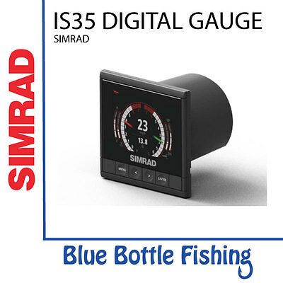 NEW SIMRAD  IS35 DIGITAL GAUGE from Blue Bottle Fishing