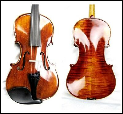 Concert Series 4/4 Violin Labeled Sandner Germany CV-6 Pro Arte Strings