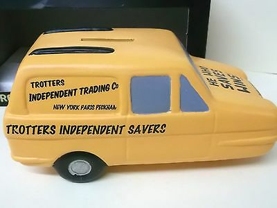 'only Fools And Horses' Robin Reliant Money Box In Giftbox.new And Fast Postage.
