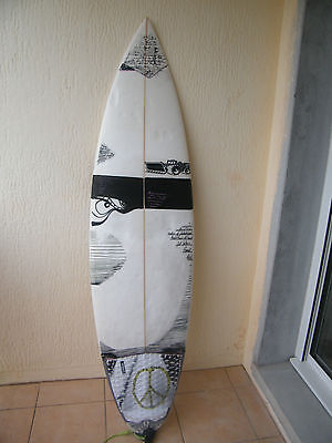 planche de surf pro surfboard option quad JS industries Benjamin Sanchis 6'2