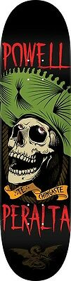 Powell Peralta Te Chingaste Green 8.25 x 31.95 Skateboard Deck