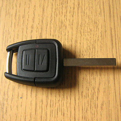OEM Replacement 2 Button Remote Key FOB Case Vauxhall ASTRA G OMEGA VECTRA CORSA