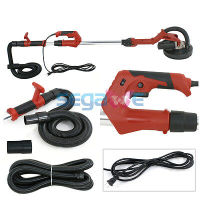 Drywall Sander 710W Commercial Electric Adjustable Variable Speed Sanding Pad HD