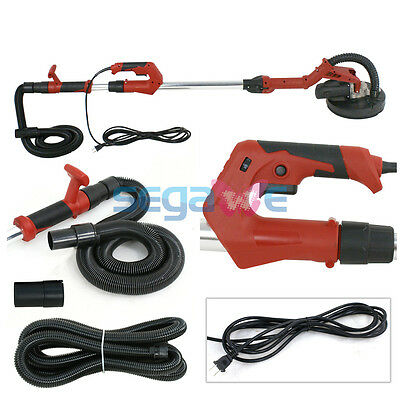 New 710W Drywall Sander Electric Adjustable Variable Speed Dry Wall Sanding