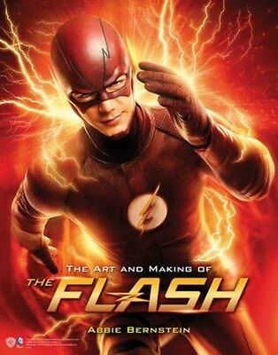 The Art and Making of the Flash by Abbie Bernstein Paperback Book (English)