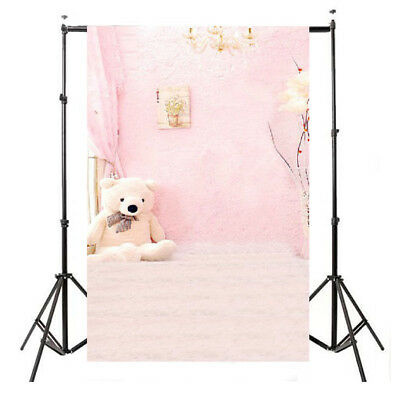5x7ft Vintage Cloth Wood Wall Floor Studio Props Photography Backdrop Background