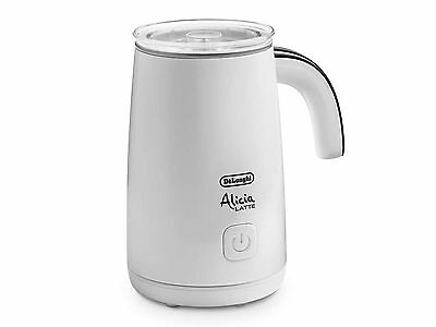 DeLonghi EMF2 Alicia Milk Frother - White