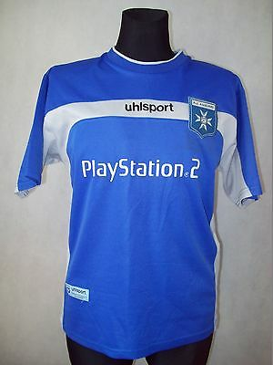 A.J. Auxerre 2004 2005 S Uhlsport Away V.Good Condition shirt jersey rare