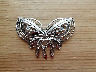 Large Elven Celtic Style Butterfly Brooch / Pin