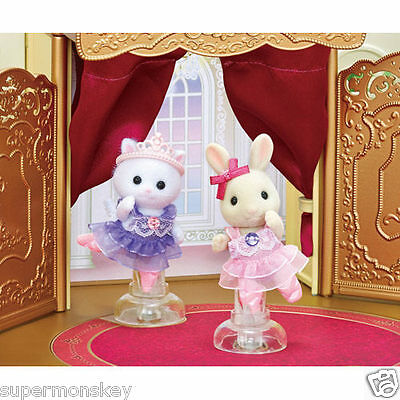 Sylvanian Families Ballet Friends Doll Set Ep15190