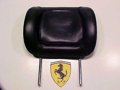 Ferrari Daytona Seat Head Rest Connolly Leather Part 0300576 365 GTB/4 OEM