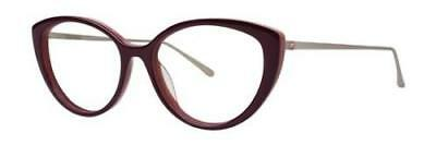 118edeef5b0 VERA WANG EYEGLASSES V373 Wine 54MM -  104.00