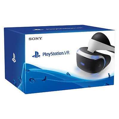 Sony PlayStation VR Virtual Reality Brille für PS4