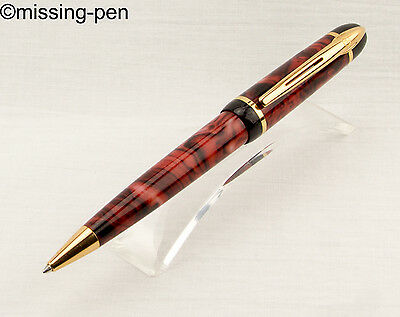 Waterman Ballpoint Pen Phileas in Red-Marble (sold out by Waterman / Sanford)