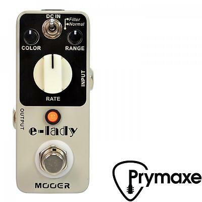 Mooer Audio E-lady Flanger New! Full Warranty!