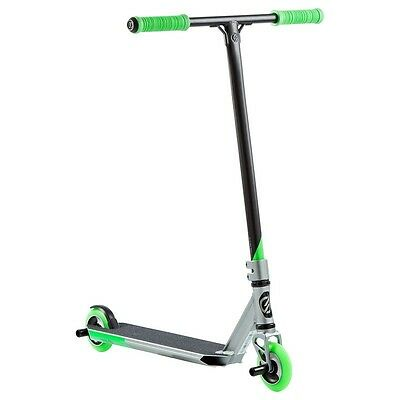 Original Oxelo Mf 3.6 V2016 Freestyle Scooter Green Color, Brand New!