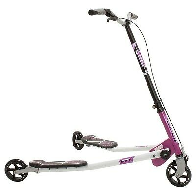 Original Us Line Diffusion Trywil 3 Wheel Scooter, Pink Color, Brand New!