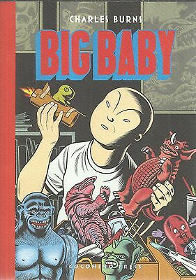BIG BABY di Charles Burns, Ed. Coconino SCONTO 40%