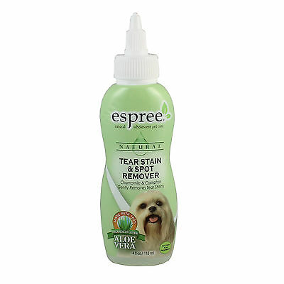 Espree Animal Products Tear Stain & Spot Remover For Dogs - 4 Ounces