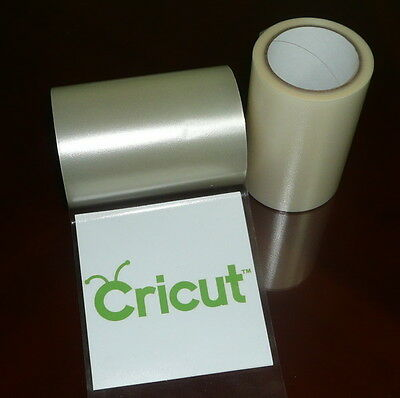 4 in X 50ft (Frisco Craft) Clear Application Transfer Tape for Sign Craft Vinyl