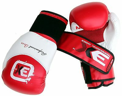 3XSports Boxing sparring Gym Training Gloves punch bag strike fighting MMA-16oz