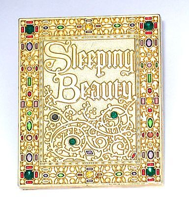 Retired Disney Pin✿Sleeping Beauty Aurora Storybook Series Happily Ever After