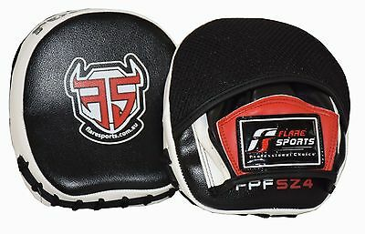 Sports Focus Pads Mitts Muay Thai Strick Kick Boxing Target MMA Training UFC