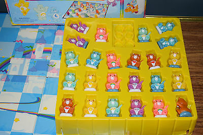 Care Bears Checkers Board game novelty cake toppers decoration