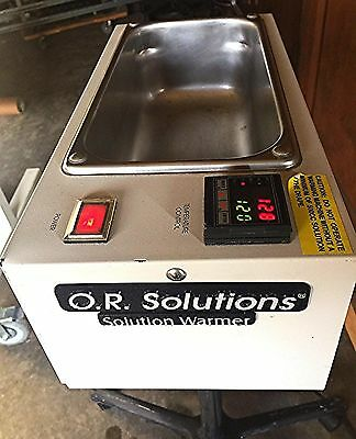 O.r. Solutions Ors-2038D Irrigation Fluid Scope Operation Surgery Warming System