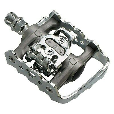 VENZO Multi-Use Shimano SPD Compatible Mountain Bike Bicycle Pedals