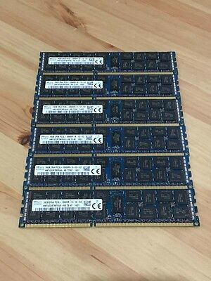 SK hynix 16GB (1x16GB) 2Rx4 PC3L-10600R Server RAM