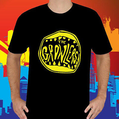 The Growlers Someday Rock Band Logo Men/'s Black T-Shirt Size S to 3XL