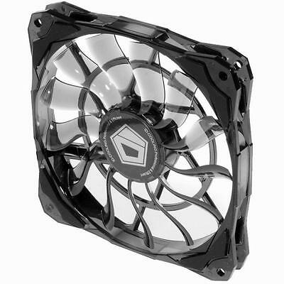 ID-COOLING 12015 Slim 15mm Thickness 120mm PWM Controlled Fan 53.6CFM