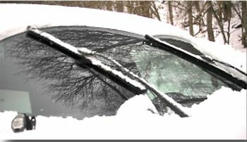 THERMALBLADE Safety Blade 21 inch 525mm Heated Silicone Windshield Wiper Blade