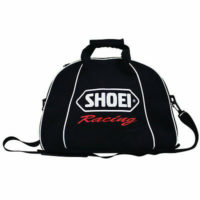 Shoei Helmet Bag Black For Moto Motorcycle Motorbike Racing Helmets