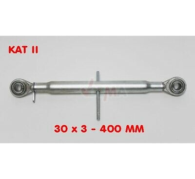 Tirant 3 points -  KAT II 30 x 3 - 400 mm D52141