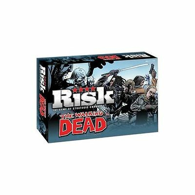 Risk The Walking Dead - Edición en Castellano