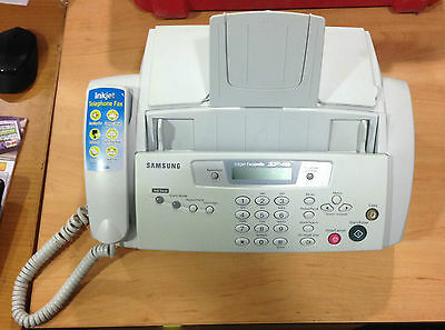 Samsung Sf-330 Plain Paper Injekt Fax With Phone