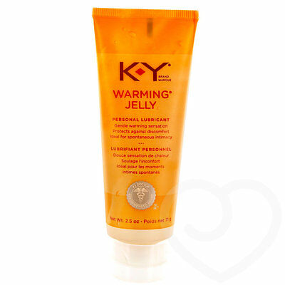 KY Jelly - Warming Jelly Intimate Lubricant 71ml