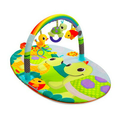 NEW Infantino Topsy One Educational Portable Baby Activity Toy Arch Gym Play Mat