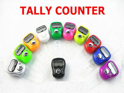 Digital Electronic Tally Counter - Dhikr / Tasbeeh- Tasbi