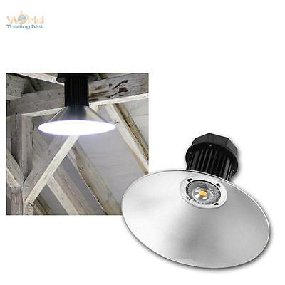 100w LED Hangar Spotlight 9000lm Daylight 120° Industrial Lighting Hall