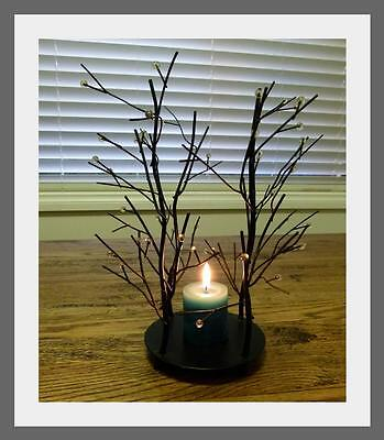 'TREE OF LIFE' CANDLE HOLDER - a sweet way to decorate your home!