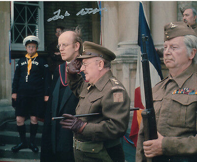 Frank Williams In Person Signed Photo - A825 - Dad's Army