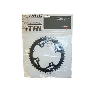 Truvativ Chainring Mtb 42T 4 Bolt 104Mm Bcd Steel Matte Black 104 Bcd