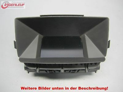 Bordcomputer Display 13238548 OPEL ZAFIRA B (A05) 1.6
