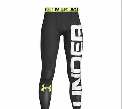 Under Armour Men Compression Running Thermal GYM Tights pants 2017