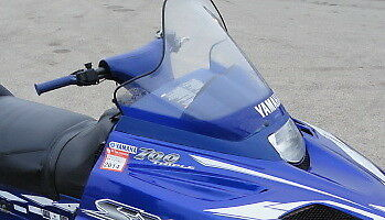 SRX Vmax Venture windshield OEM Yamaha SMA-8CR96-20-BL 1997 to 2008 snowmobile