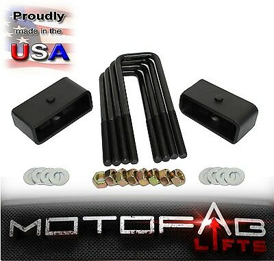 "2"" Rear Leveling lift kit for 1995-2019 Toyota Tacoma MADE IN USA"